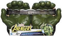 Image: Avengers Hulk Fists Case  - Hasbro Toy Group