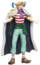 Image: One Piece Action Figure: Buggy  (4-inch) - Abysse America Inc
