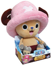 Image: One Piece Vibrating Plush Doll: Chopper  - Abysse America Inc