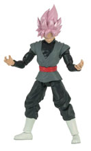 Image: Dragonball Super Dragon Stars Action Figure Goku Black Rose Solid Case  - Bandai America