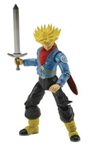 Image: Dragonball Super Dragon Stars Action Figure SS Future Trunks Solid Case  - Bandai America