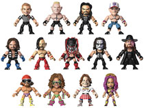 Image: Tls X WWE Mini Figure 12-Piece Blind Mystery Box Display Wv1  - The Loyal Subjects