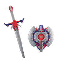 Image: Transformers Sword & Shield: Optimus Prime  - Kiddesigns Inc.