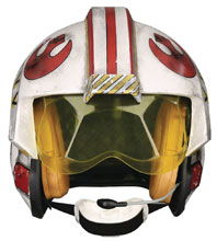 Image: Star Wars Helmet Replica: Luke Skywalker  (Rebel Pilot) - Anovos Productions, LLC