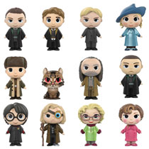 Image: Mystery Minis Harry Potter Ser3 12-Piece Blind Mystery Box Display  - Funko