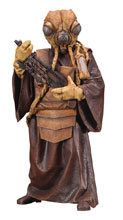 Image: Star Wars Artfx+ Statue: Bounty Hunter Zuckuss  - Koto Inc.