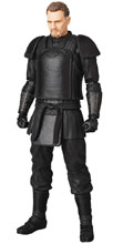 Image: Dark Knight Trilogy Mafex Action Figure: Ra's Al Ghul  - Medicom Toy Corporation