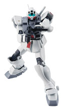Image: MSG Robot Spirits Action Figure: RGM-79D GM Cold Districts  (Anime version) - Tamashii Nations