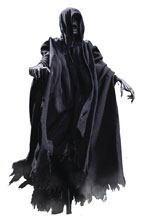 Image: Harry Potter & the Goblet of Fire Collectible Action Figure: Dementor  (deluxe version) (1/8 Scale) - Star Ace Toys Limited