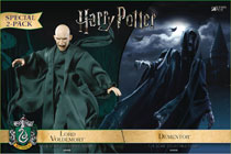 Image: Harry Potter & the Goblet of Fire Collectible Action Figure: Dementor  (w/Voldemort) (2-Pack) (1/8 Sc - Star Ace Toys Limited