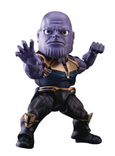 Image: Avengers 3: Infinity War EAA-059 Action Figure: Thanos  - Beast Kingdom Co., Ltd
