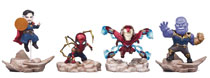 Image: Avengers 3: Infinity War MEA-003 Mini Egg Attack Series 8-Piece a  - Beast Kingdom Co., Ltd