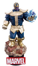 Image: Avengers 3: Infinity War Thanos DS-014 D-Select Series  (6-inch) - Beast Kingdom Co., Ltd