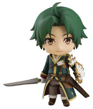 Image: Record of Grancrest War Nendoroid Action Figure: Theo Cornaro  - Good Smile Company