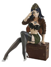 Image: Amy U.S. PVC Figure: Army Captain 2nd Armed Division  (1944 version) (1/6 Scale) - Argo-Shsa/Fullcook
