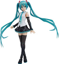 Image: Character Vocal Series 01 Figma Action Figure: Hatsune Miku V4X  - Max Factory