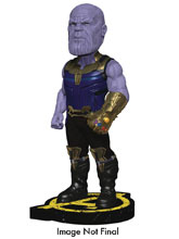 Image: Avengers: Infinity War Head Knocker - Thanos  - Neca