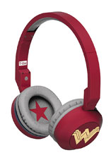 Image: DC Heroes Tribe Pop Headphones: Wonder Woman  - Maikii Inc