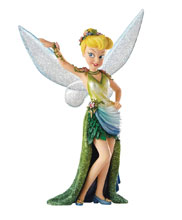 Image: Disney Showcase Couture De Force Statue: Tinker Bell  - Enesco Corporation