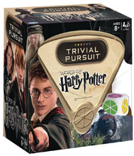 Image: World of Harry Potter Trivial Pursuit Ultimate Edition  - Usaopoly