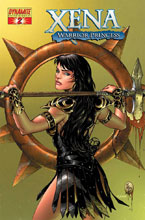 Image: Xena #2 - D. E./Dynamite Entertainment