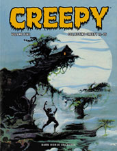 Image: Creepy Archives Vol. 05 HC  - Dark Horse