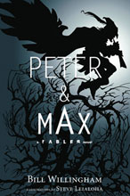 Image: Peter & Max: A Fables Novel HC  - DC Comics - Vertigo