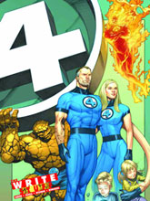 Image: Fantastic Four #570 - Marvel Comics