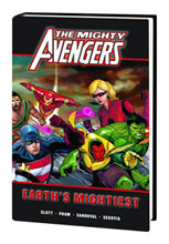 Image: Mighty Avengers: Earth's Mightiest HC