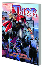 Image: Thor by J Michael Straczynski Vol. 02 SC  - Marvel Comics