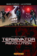 Image: Terminator: Revolution SC  - D. E./Dynamite Entertainment