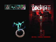 Image: Locke & Key Vol. 01: Welcome to Lovecraft SC  - IDW Publishing