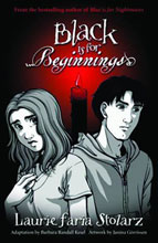 Image: Black Is for Beginnings SC  - Llewellyn Publications
