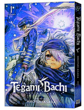 Image: Tegami Bachi Vol. 01 SC  - Viz Media LLC