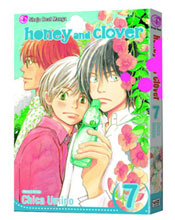 Image: Honey & Clover Vol. 07 GN  - Viz Media LLC