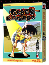 Image: Case Closed Vol. 31 GN  - Viz Media LLC