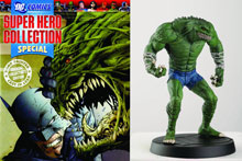 Image: DC Superhero Figurine Collectors Magazine Special Killer Croc  -
