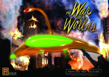 Image: War of the Worlds Model Kit: Martian War Machine  -