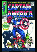 Image: Captain America #100 Wall Poster  -