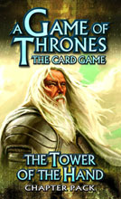 Image: Game of Thrones Lcg: Tower of the Hand Chapter Pack  - Fantasy Flight Publishing Inc