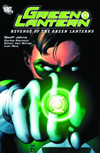Image: Green Lantern: Revenge of the Green Lanterns SC  - DC Comics