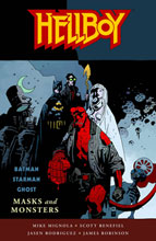 Image: Hellboy: Masks and Monsters SC  - Dark Horse