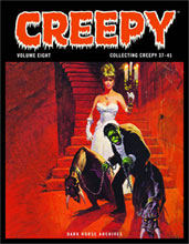 Image: Creepy Archives Vol. 08 HC  - Dark Horse