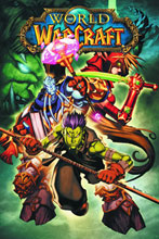 Image: World of Warcraft Vol. 04 HC  - DC Comics - Wildstorm
