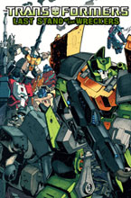 Image: Transformers: Last Stand of the Wreckers SC  - IDW Publishing