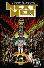 Image: John Byrne's Next Men: The Premiere Collection Vol. 03 HC
