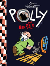 Image: Polly & Her Pals: Complete Sunday Comics Vol. 01  (1925-1927) - IDW Publishing