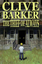 Image: Clive Barker's The Thief of Always SC  - IDW Publishing