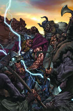 Image: Thor: Rage of Thor #1 - Marvel Comics