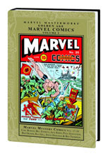 Image: Marvel Masterworks: Golden Age Marvel Comics Vol. 05 HC  - Marvel Comics